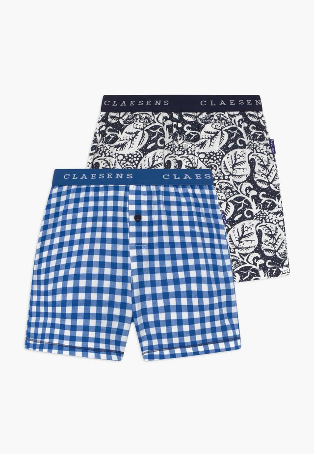 BOYS LOOSE 2 PACK - Boxershorts - multi-coloured