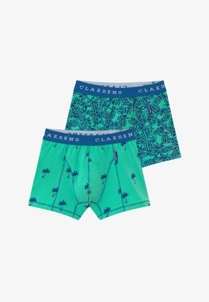 BOYS BOXER 2 PACK - Pants - cobalt