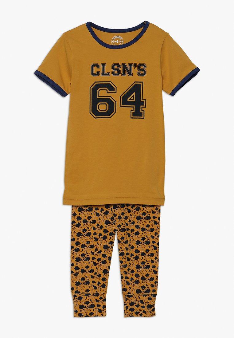 Claesen's - BOYS PYJAMA - Pyjama set - curry
