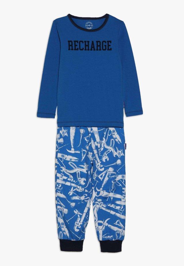 Nachtwäsche Set - blue