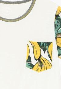 Claesen's - BOYS - Pijama - white, yellow - 4