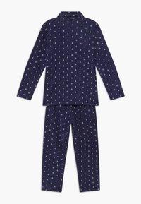 Claesen's - BOYS - Pijama - white navy anchor - 1