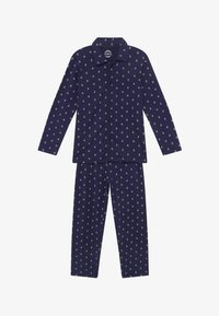 Claesen's - BOYS - Pijama - white navy anchor - 3