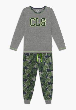 BOYS - Pijama - grey/green