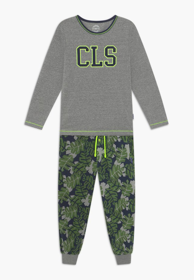 BOYS - Pyjama - grey/green