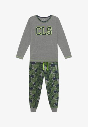 BOYS - Pyjama set - grey/green