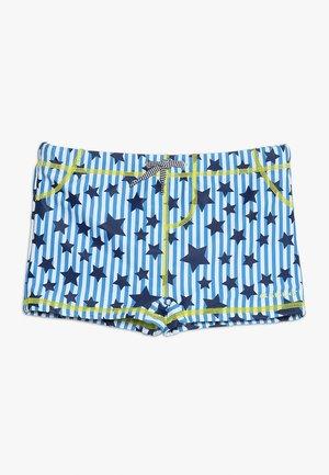 BOYS TIGHT FIT SWIM BOXER - Uimahousut - blue
