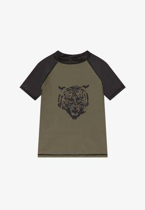 BOYS  - Camiseta de lycra/neopreno - brown