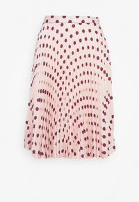 Closet - MINI PLEATED SKIRT - Áčková sukně - ivory - 3