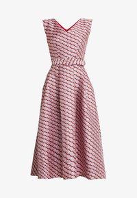 Closet - HI-LO DRESS - Cocktailkjoler / festkjoler - pink - 4