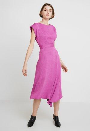 CLOSET KIMONO DRESS - Day dress - purple