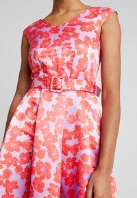 Closet - HI-LO PLEATED DRESS - Robe de soirée - lilac - 6