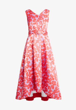 HI-LO PLEATED DRESS - Cocktailkleid/festliches Kleid - lilac
