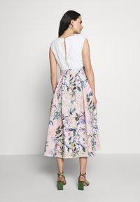 Closet - CLOSET PLEATED SKIRT DRESS - Juhlamekko - peach - 2