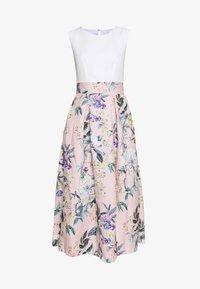 Closet - CLOSET PLEATED SKIRT DRESS - Juhlamekko - peach - 3