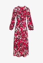 CLOSET - Jersey dress - red