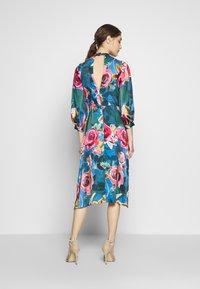 Closet - A-LINE DRESS - Day dress - blue - 2