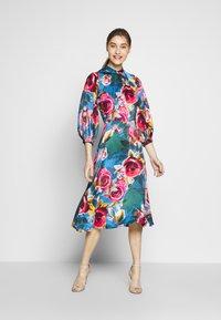 Closet - A-LINE DRESS - Day dress - blue - 1