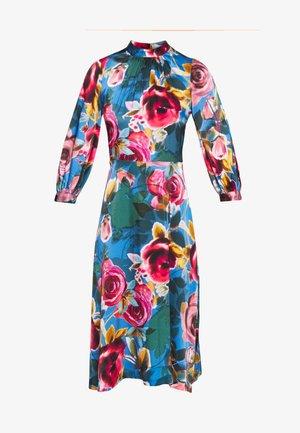 A-LINE DRESS - Kjole - blue