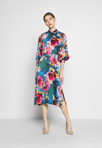 Closet - A-LINE DRESS - Day dress - blue - 0