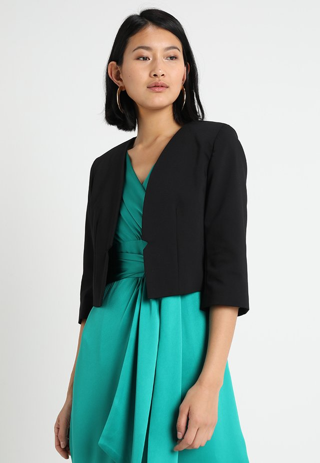 PLAIN - Blazer - black