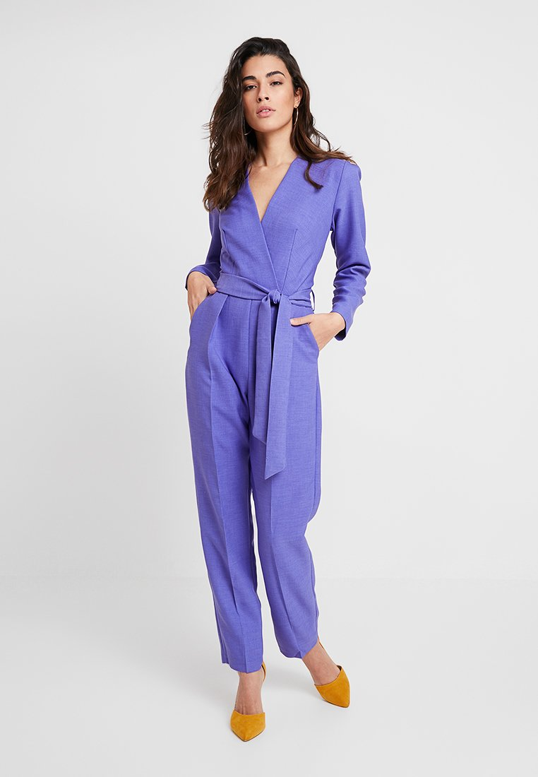 Closet - Jumpsuit - purple