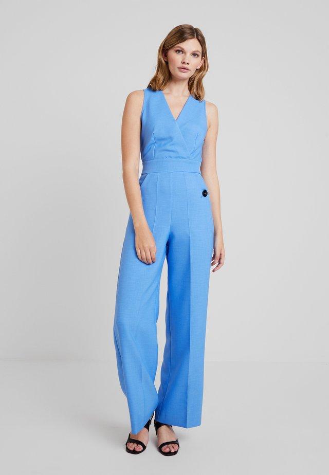 WRAP - Jumpsuit - blue