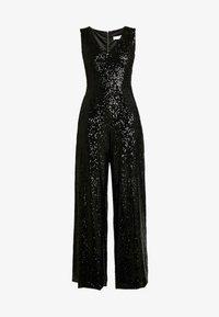Closet - WIDE LEG - Jumpsuit - black - 5