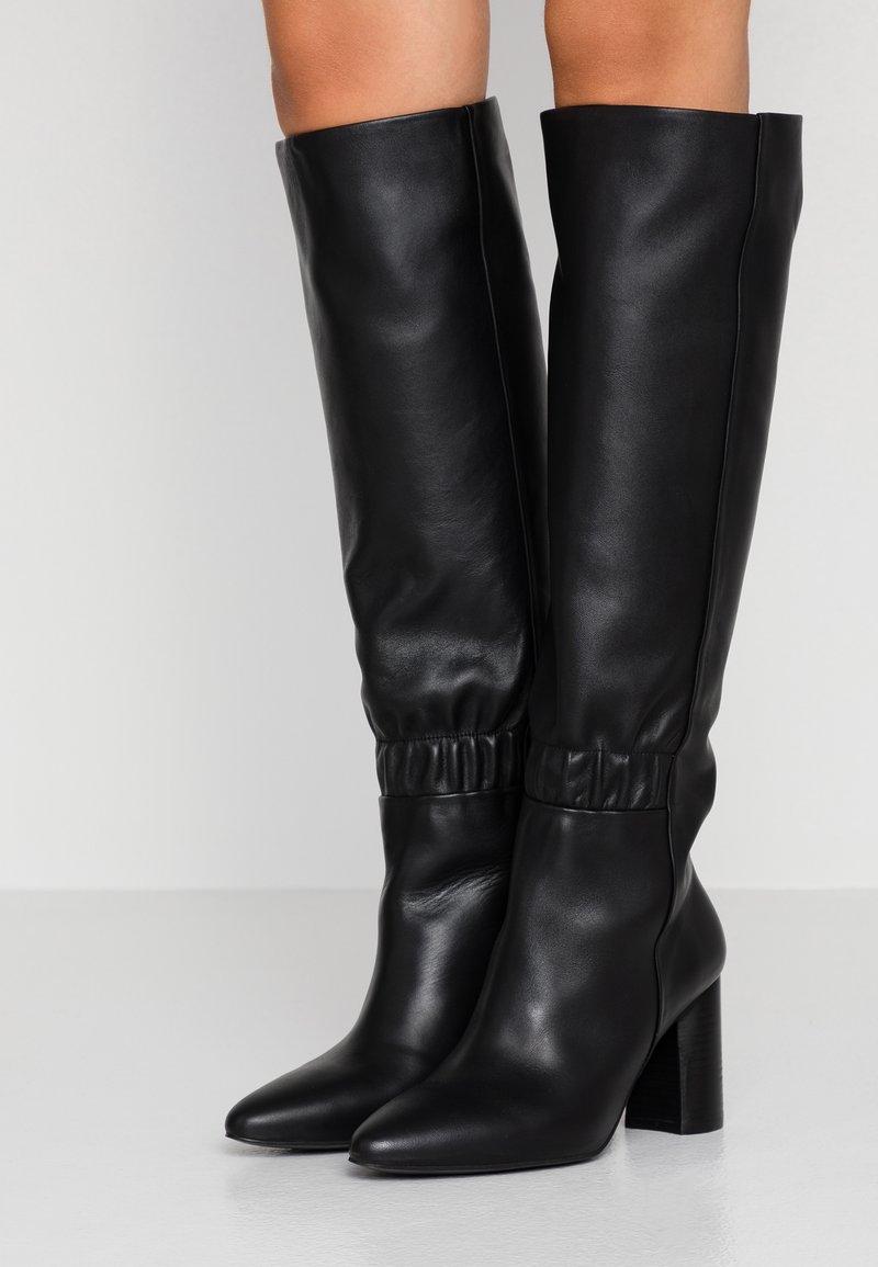 Claudie Pierlot - AUDREYH - Høje støvler/ Støvler - black