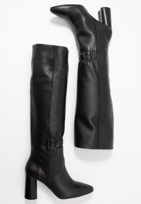 Claudie Pierlot - AUDREYH - Høje støvler/ Støvler - black - 3