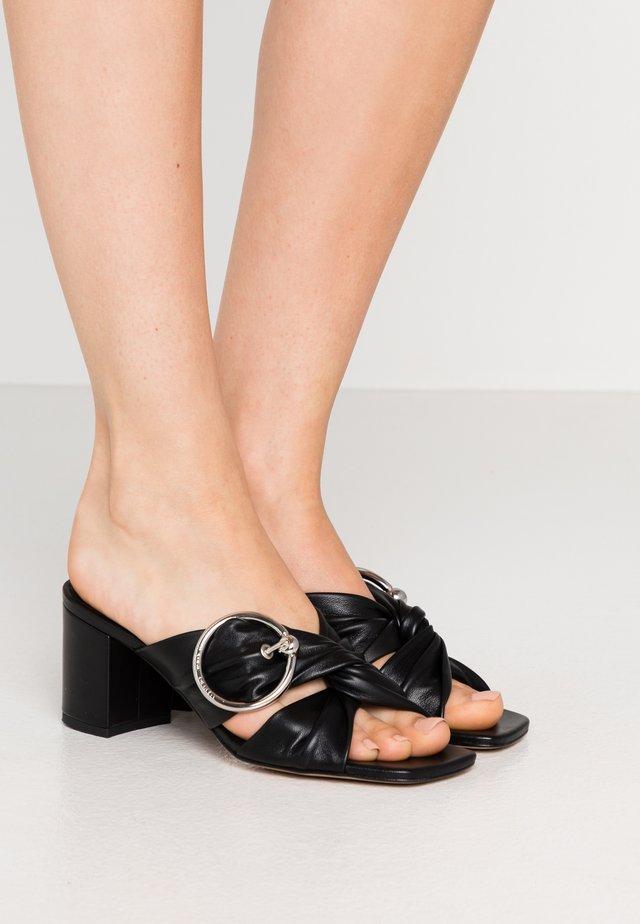 ARCHYE - Sandaler - noir