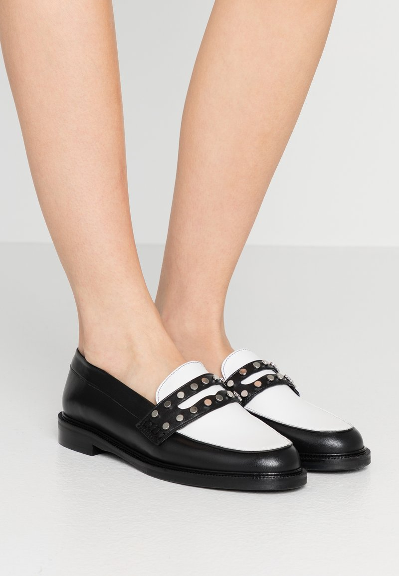 Claudie Pierlot - AFFECTIONE - Slippers - black