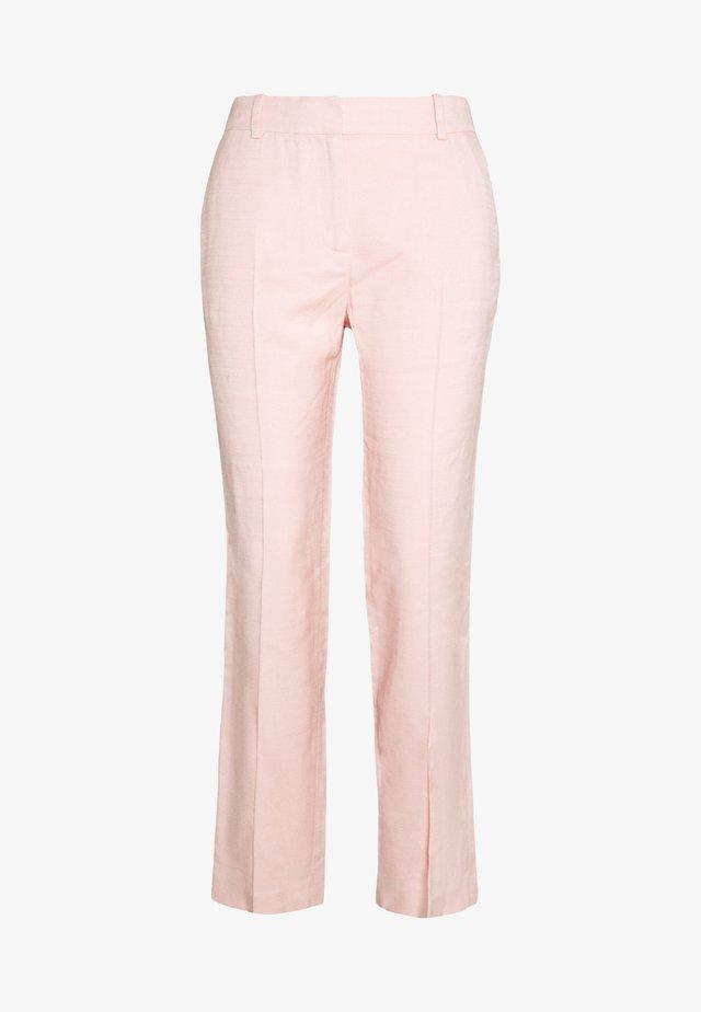 PROUEE - Pantalon classique - poudre