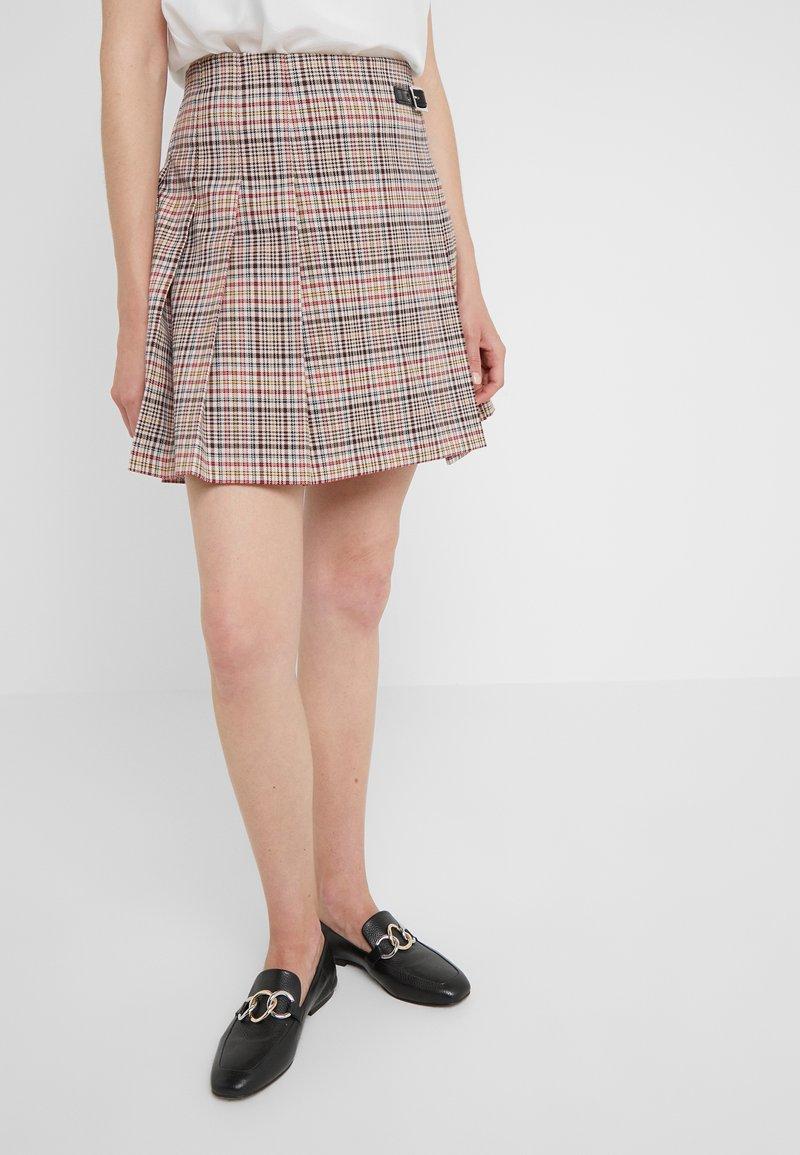 Claudie Pierlot - SIRENE - A-line skirt - multico