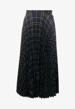 SELENE - A-line skirt - multico