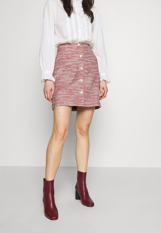 SAGEE - A-snit nederdel/ A-formede nederdele - rouge