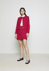 Claudie Pierlot - SIENAE - Minikjol - bicolore - 1