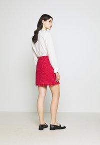 Claudie Pierlot - SIENAE - Minikjol - bicolore - 2