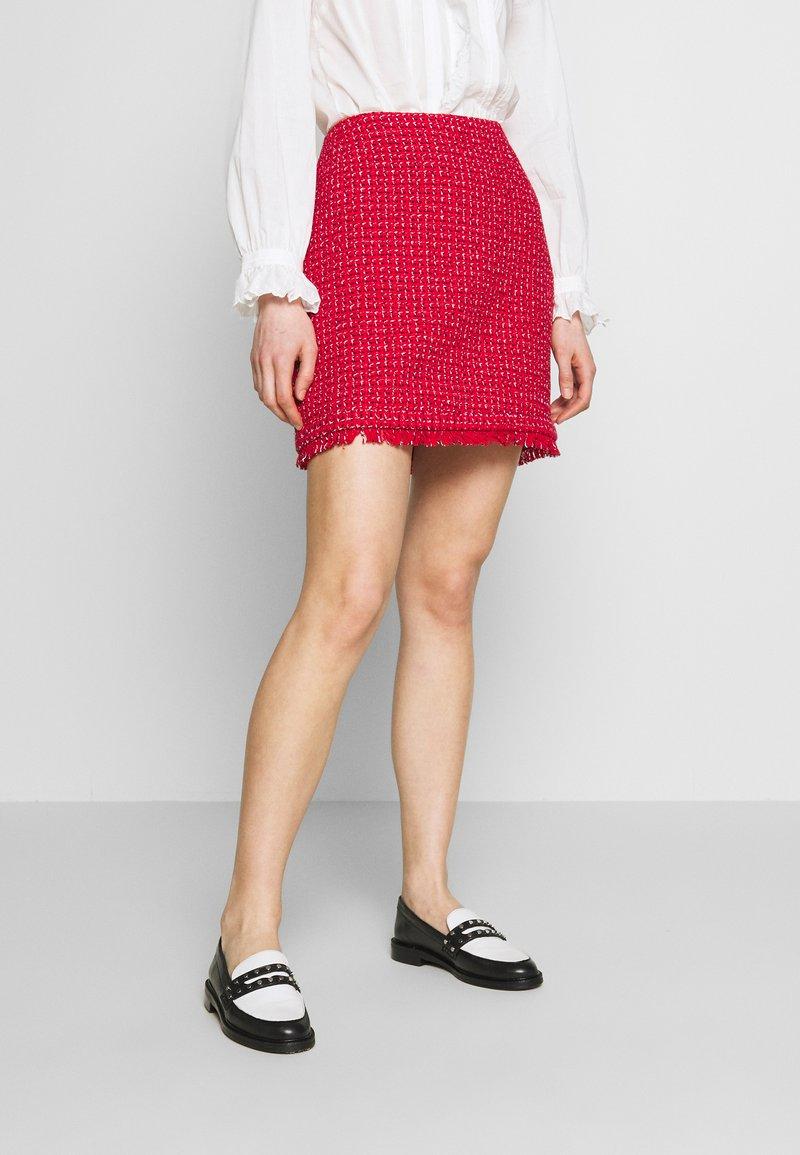 Claudie Pierlot - SIENAE - Minikjol - bicolore