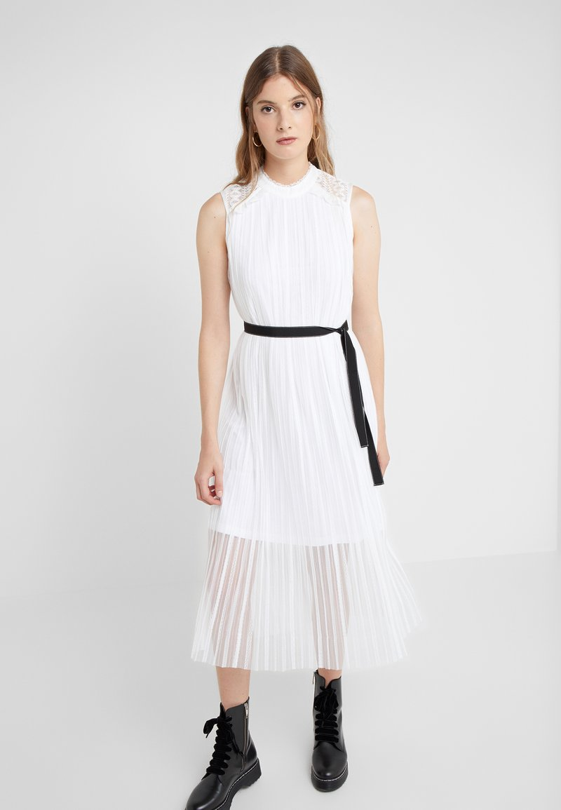 Claudie Pierlot - TIKA - Day dress - ecru