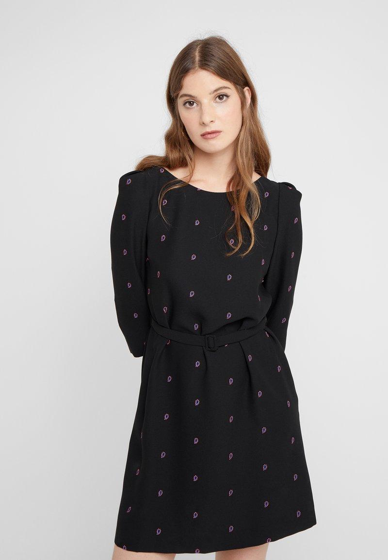 Claudie Pierlot - RICIN - Day dress - noir