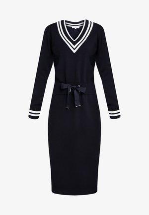 MYDRESS - Shift dress - marine