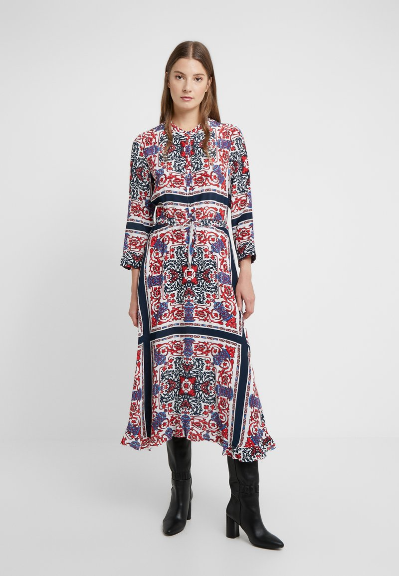 Claudie Pierlot - ROMEA - Shirt dress - multi-coloured