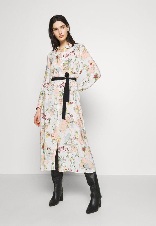 RIVERAE - Sukienka koszulowa - multicolor