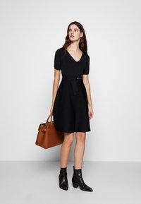 Claudie Pierlot - MONCOEURE - Jumper dress - noir - 2