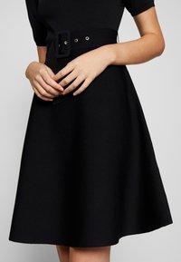 Claudie Pierlot - MONCOEURE - Jumper dress - noir - 4
