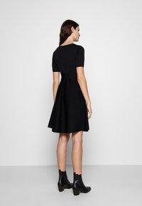 Claudie Pierlot - MONCOEURE - Jumper dress - noir - 3