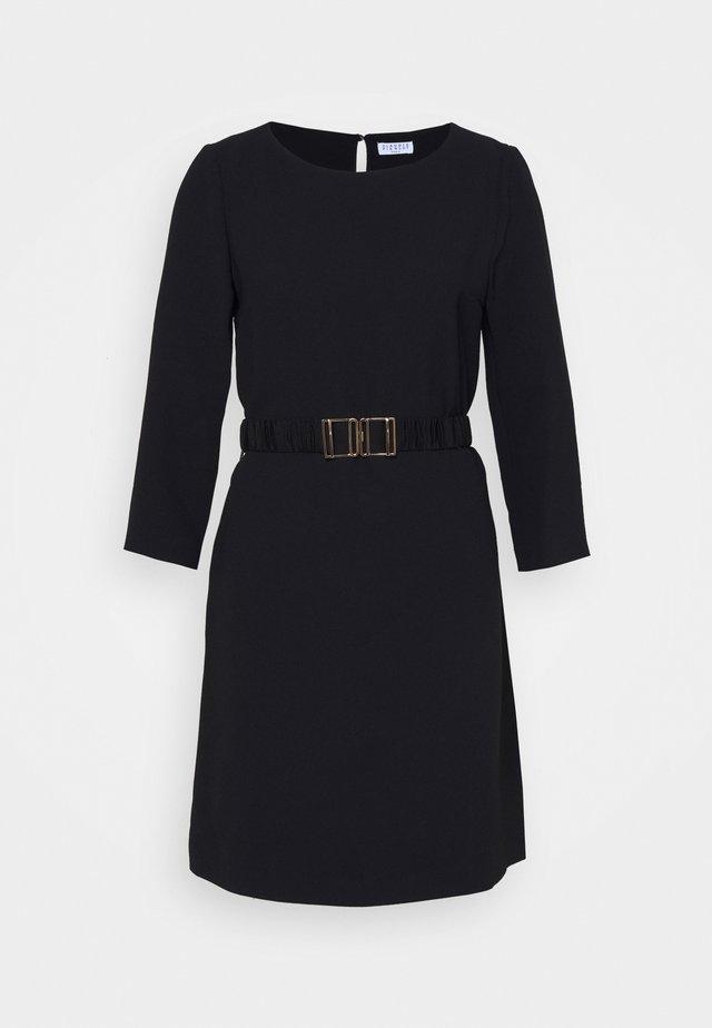 ROUTY - Sukienka etui - noir