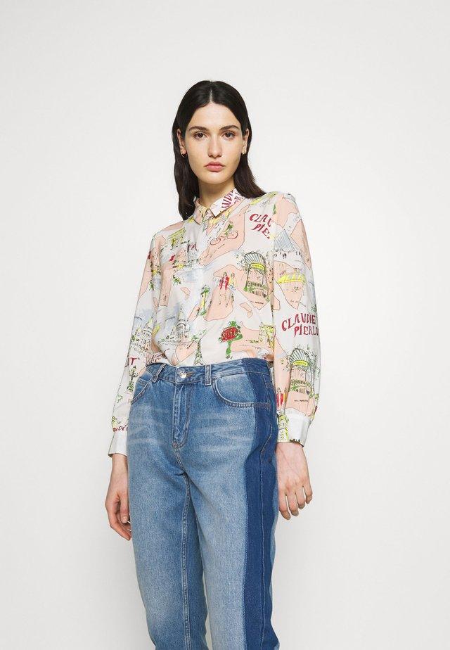 CHIMEREE - Skjorte - print clair