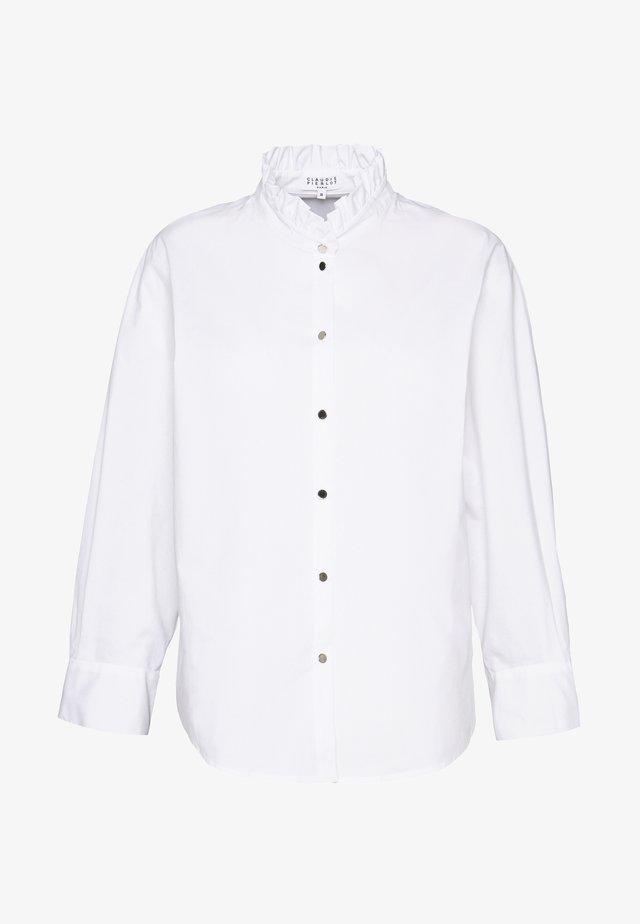 CHOUPINEE - Bluser - blanc